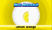 Lemon Wedge Unlocked