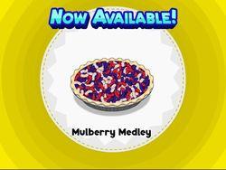 Unlocking mulberry medley