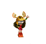 Estelia waving and happy by pondey-d7ff4kj