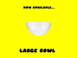 Large BowlUnlock!