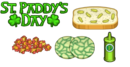 St. Paddy's Day Ingredients - Cheeseria