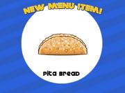 Papa's Taco Mia! - Pita Bread