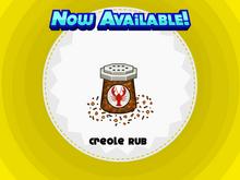 Creole Rub