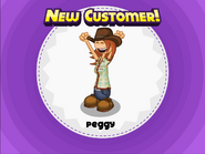 Peggy unlocked