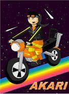 Akari motorcycle