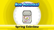 Spring Coleslaw TMTG
