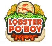 Lobster po'boy