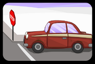 Papa's Cupcakeria - Roy's Car