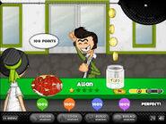 Allan hacked Pastaria
