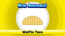 Waffle Taco TMTG