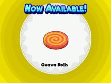 Guava Rolls PHD