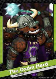 080 The Oxdin Herd