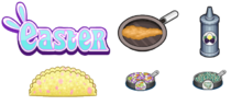 Easter Ingredients - Taco Mia HD