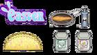 Taco Mia To Go! - Easter Ingredients