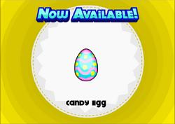 Papa's Cupcakeria - Candy Egg