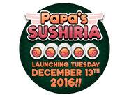 Launchdate Sushi