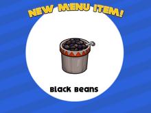 Papa's Taco Mia! - Black Beans