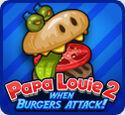 Papa Louie 2 gameicon