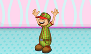 Greg - Style B - Papa Bakeria