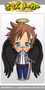 James Chibi