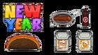 Taco Mia To Go! - New Year Ingredients