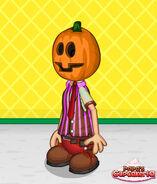 James halloween