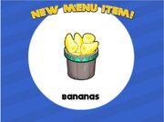 Bananas unlock