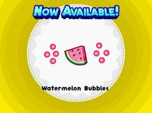 Watermelon Bubbles