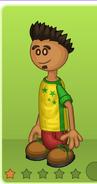 Alberto hoodless