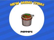 Unlocking peppers
