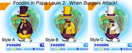 When Burgers Attack! - Foodini