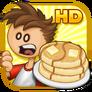Pancakeria HD Logo