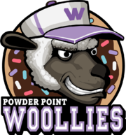 Powder Point Woolies - Logo