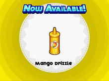 Papa's Donuteria - Mango Drizzle