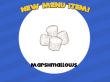 Papa's Freezeria - Marshmallows
