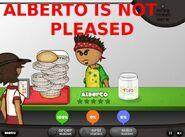 Angry Alberto