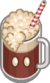 Root Beer Float Slider
