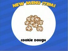 Unlocking cookie dough