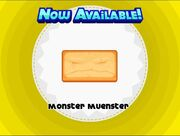 Unlocking monster muenster