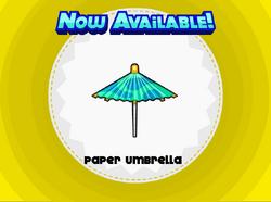 Papa's Cupcakeria - Paper Umbrella