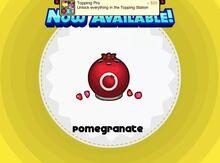 Unlocking pomegranate