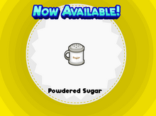 Powdered Sugar PHD