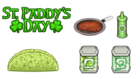 Taco Mia To Go! - St Paddys Day Ingredients