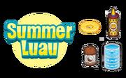 Summer luau pancake hd
