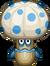 Blue Shroom Slider