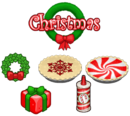 Christmas Ingredients - Bakeria
