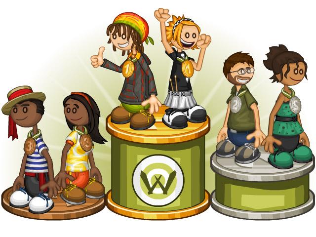 Wasabi winners