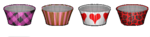 Valentine liners