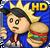 Burgeria HD logo