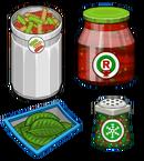 Christmas toppings (pastaria)